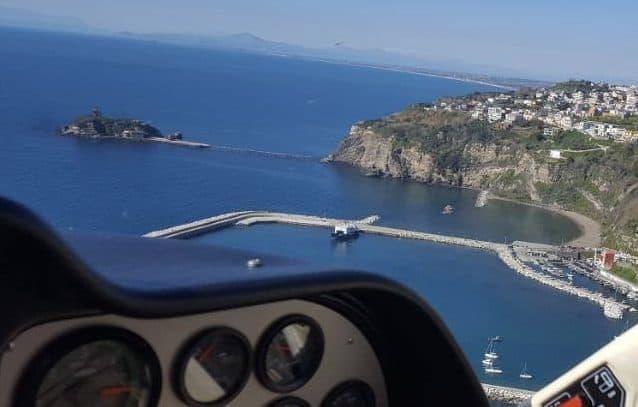 porto di bacoli da eaglet in esperienze di volo
