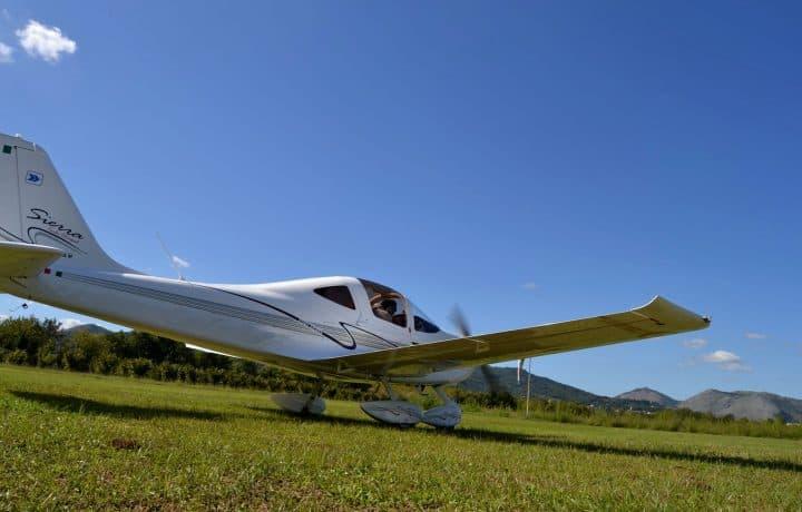 immagine aeroplano per esperienza di volo